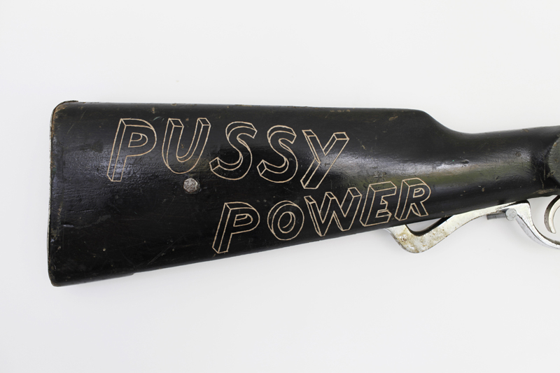 Pussy Power Trägravyr